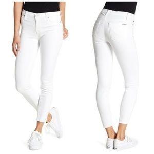 Hudson Women Jeans Natalie Crop Super Skinny